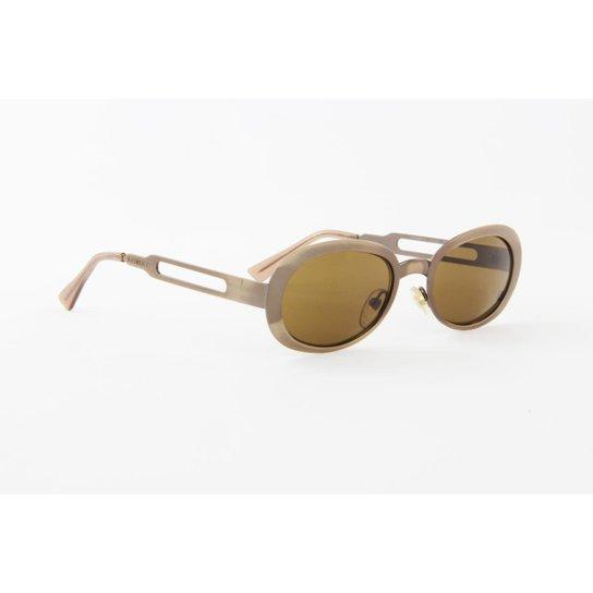 Óculos de Sol Fiorucci Metal Lente - Compre Agora   Zattini 1b47a7e1d5