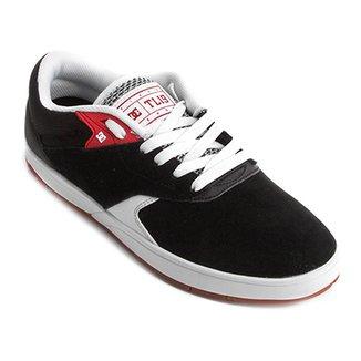 bce05417d1a Tênis Couro DC Shoes Tiago S Masculino