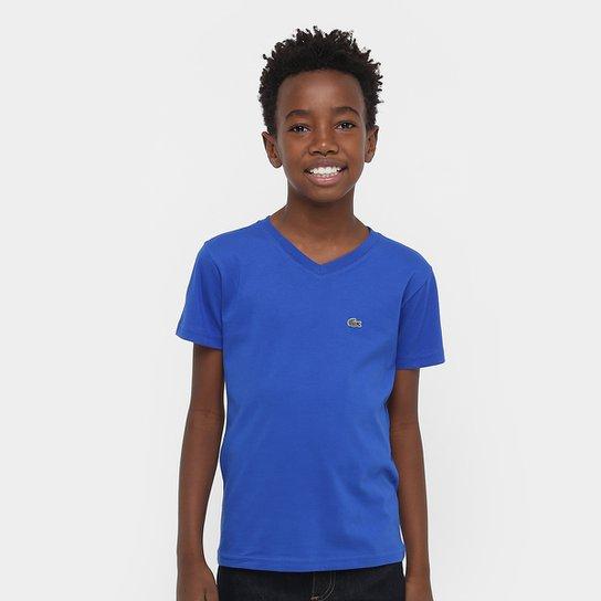 858f586801e Camiseta Lacoste Básica Infantil - Compre Agora