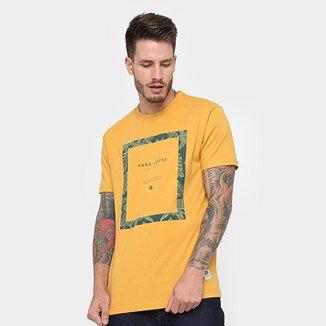 5524ed731a7 Camiseta Hang Loose Silk M C Kishi Masculina