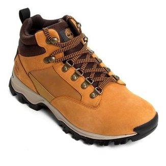 dc2c64c9d Bota Timberland Keele Ridge Wp Leather Mi Wheat Masculina