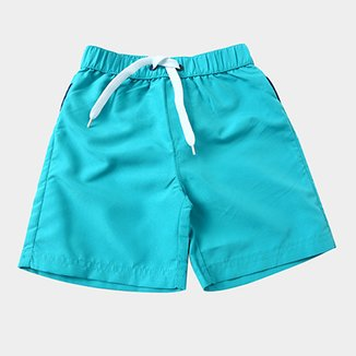 c168d89f6 Short Infantil Tip Praia Tod Masculina