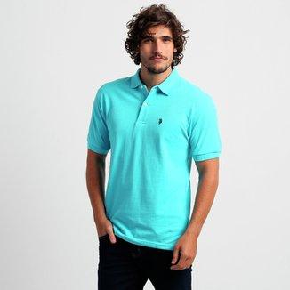 caa01b675c Camisa Polo U.S. Polo Assn Piquet Bordada