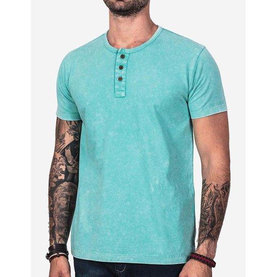 Camiseta Hermoso Compadre Henley Masculina - Compre Agora  1b4b248d89d