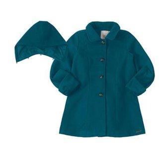 a70f051d63 Trench Bebê Marisol Coat Lilica Ripilica Feminino