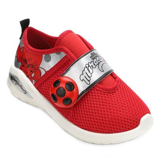 40b7345a8c0 Tênis Infantil Grendene Ladybug Love Dots Feminino - Compre Agora ...