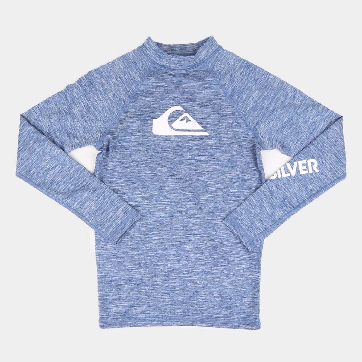 Camiseta Juvenil Quiksilver All Time Ls Masculina