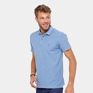 c70ecf73ec Camisa Polo Reserva Flamê Tinturada Masculina