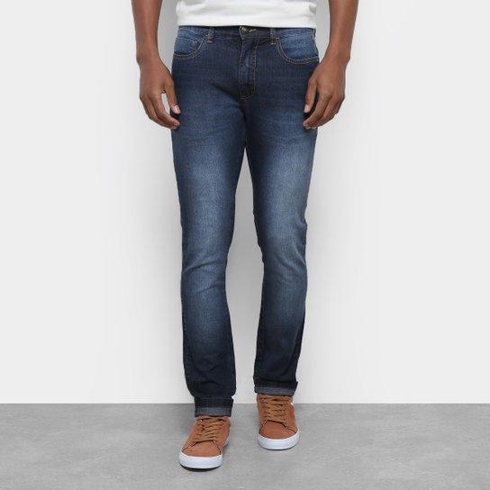 a83973c9af Calça Reserva Jeans Skinny Acreuna Masculina - Azul - Compre Agora ...