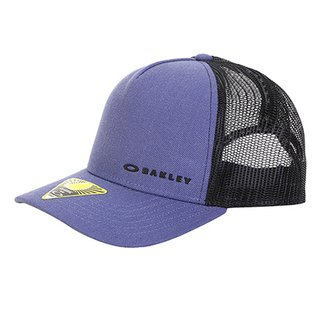 Boné Oakley Aba Curva Mod Chalten Cap Masculino a83f04fb324