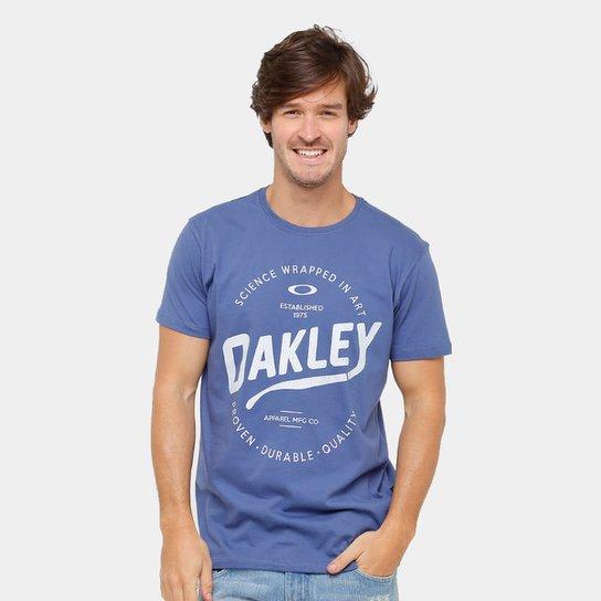 Camiseta Oakley Mod O-Legs 2.0 Masculina - Compre Agora  265b6e21fd2