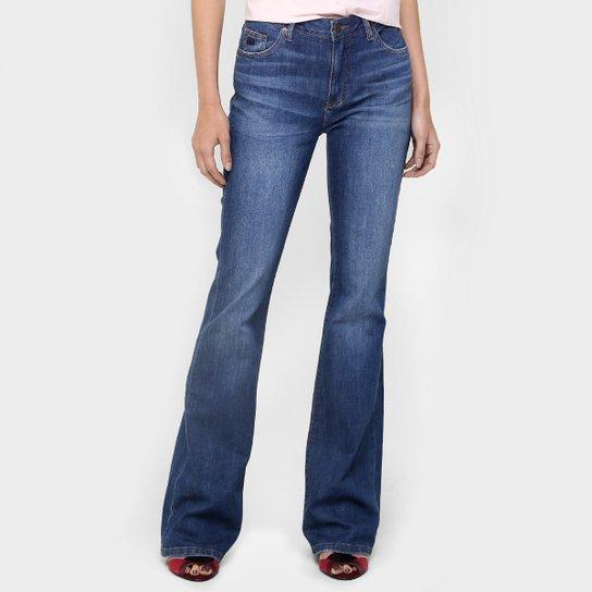 Calça Jeans Lacoste Flare - Compre Agora   Zattini 1db24f126e
