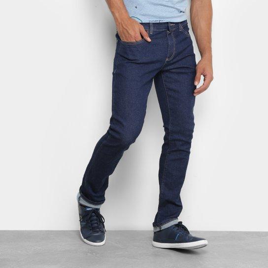 ff8c2b15de658 Calça Jeans Skinny Lacoste Lavagem Escura Masculina - Compre Agora ...