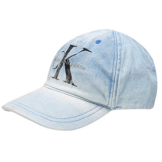 Boné Calvin Klein Jeans Logo - Compre Agora  30c2fae49bf