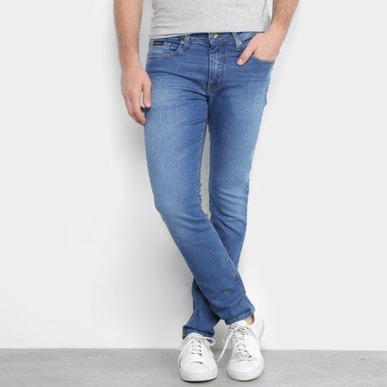 Calça Jeans Super Skinny Calvin Klein Stone Masculina - Compre Agora ... d4dd6f8f90