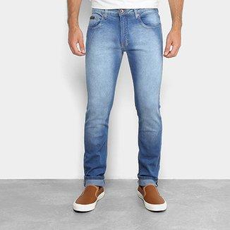 bd825be75 Calça Jeans Skinny Calvin Klein Estonada Masculina