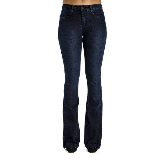 Calça Jeans Básica Flare Calvin Klein Feminina - Jeans - Compre ... e55dbdf0b8