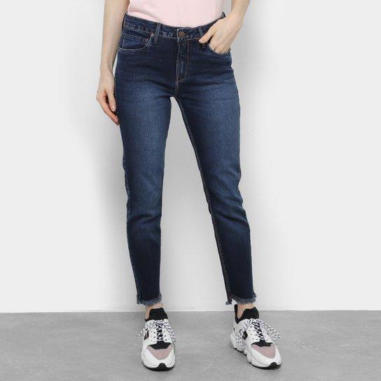 29a7e49ff Calça Jeans Slim Calvin Klein Cintura Média Feminina - Jeans | Zattini