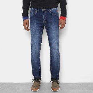 4341ce41b Calça Jeans Cavalera August Reta Masculina