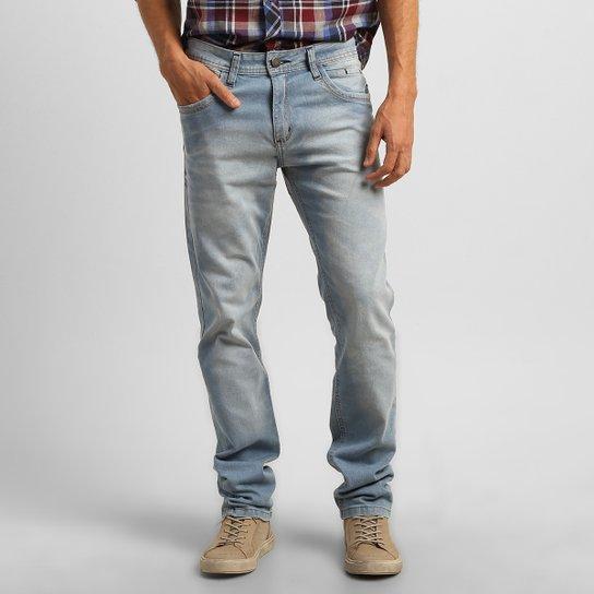 8e3bf110ac Calça Jeans M. Officer Slim Fit - Compre Agora