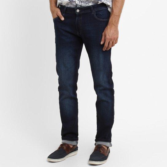 3b248623ce Calça Jeans M. Officer Pool Fit Skinny - Compre Agora