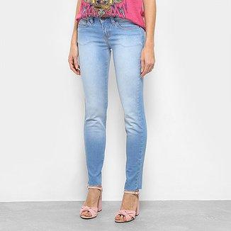 Calça Jeans Skinny Triton Riva Low Cropped Feminina 4ad1d92c86b