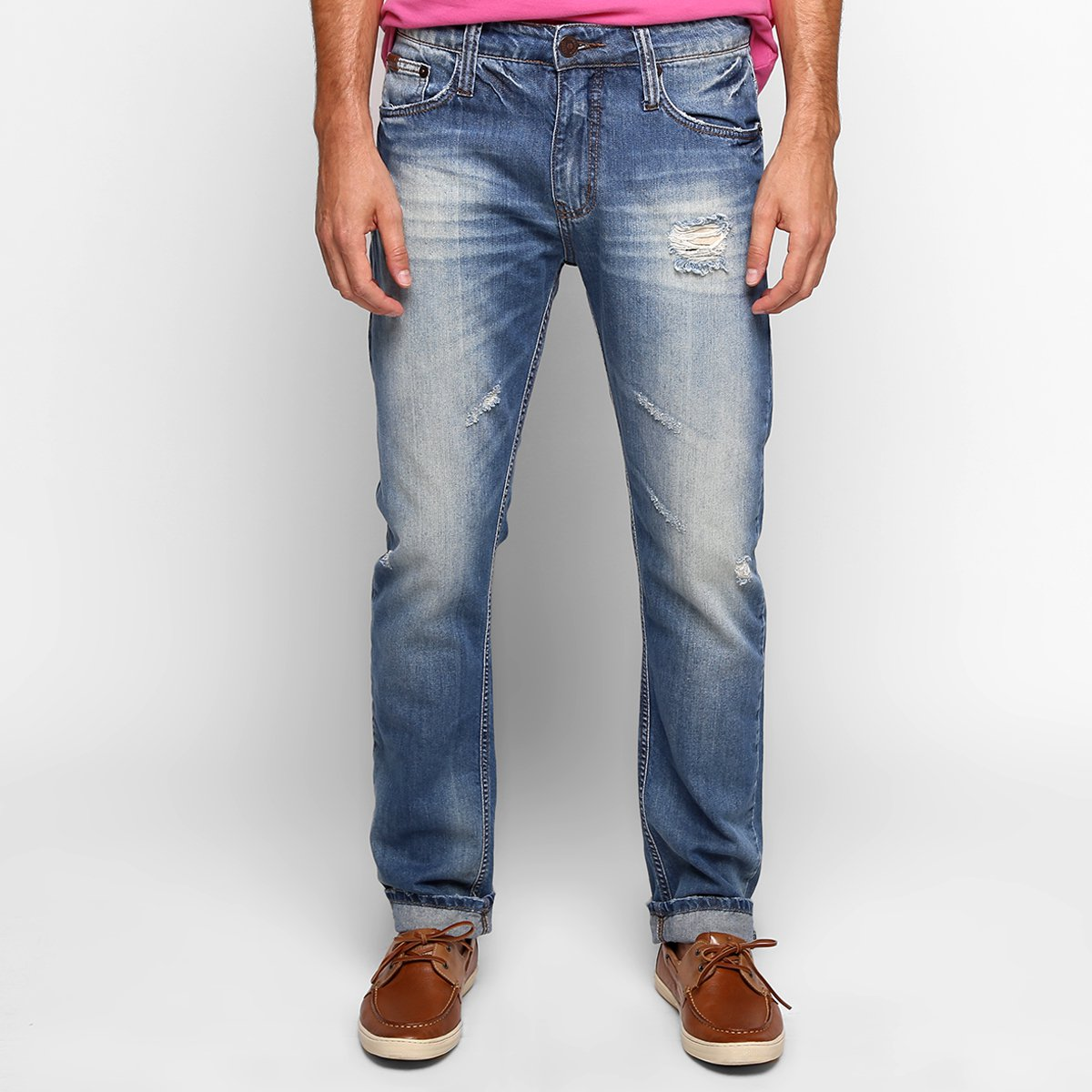 Calça Jeans Colcci John Slim