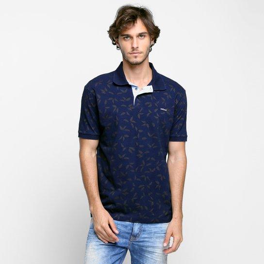 50b7bbda4b Camisa Polo Colcci Folhas - Compre Agora