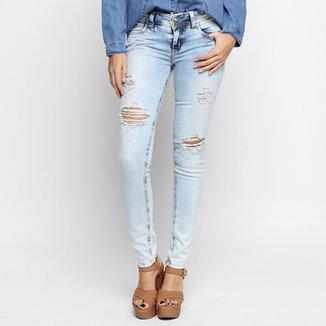 6233e540d Calça Jeans Colcci Katy Rasgada