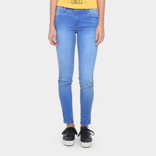 7698a6881 Calça Jeans Skinny Colcci Fátima Cintura Média Feminina | Zattini