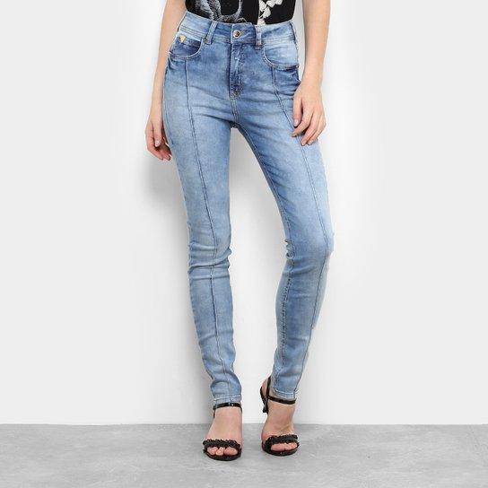fb817b845 Calça Jeans Skinny Colcci Bia Estonada Nervura Feminina | Zattini