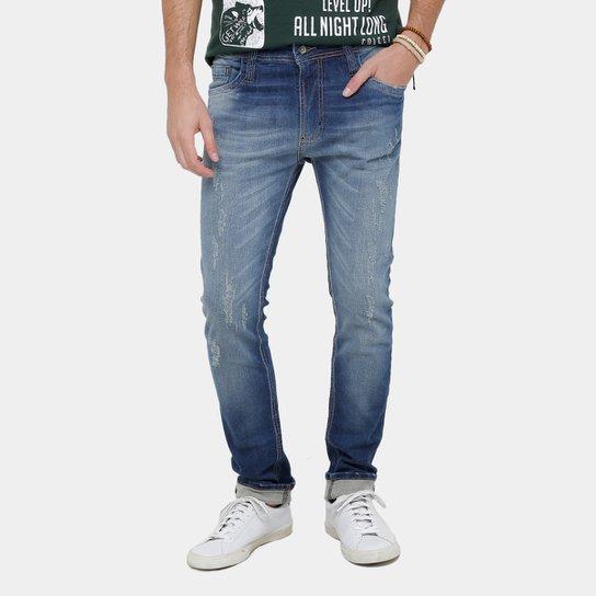 85d17b84b Calça Jeans Colcci Felipe Indigo Bord Masculina - Compre Agora | Zattini