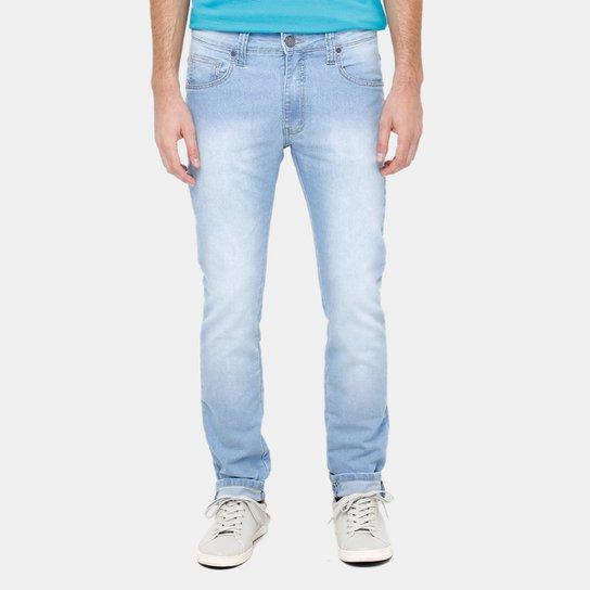 b55aa8721 Calça Jeans Colcci Felipe Indigo Estonada Masculina - Compre Agora ...