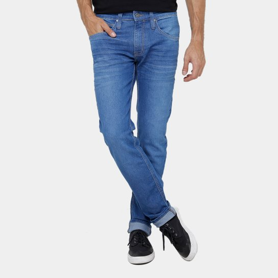 337243e21 Calça Jeans Skinny Colcci Alex Indigo Masculina - Compre Agora | Zattini