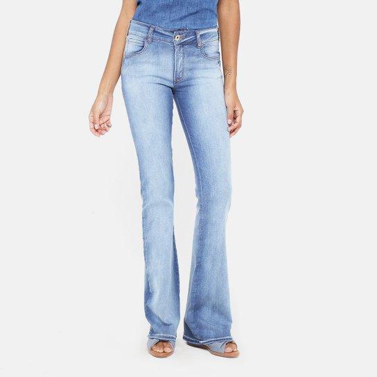 2218720bc Calça Jeans Flare Colcci Fátima Feminina | Zattini