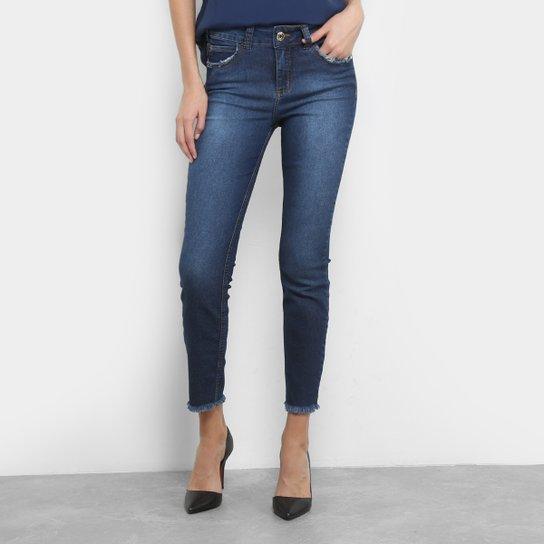 5614abf6d7 Calça Jeans Cigarrete Colcci Cory Cintura Média Feminina - Compre ...