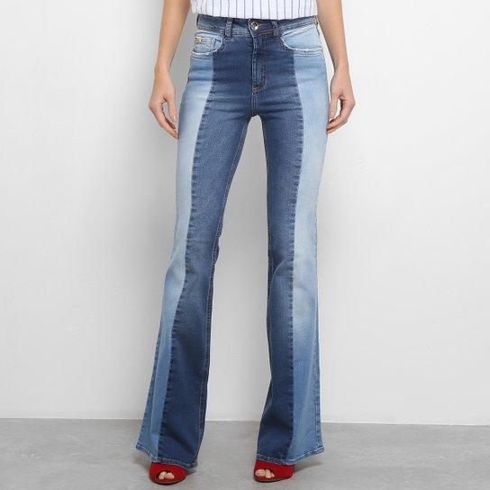 c76866eaee Calça Jeans Flare Colcci Boot Cut Cintura Média Feminina - Compre ...