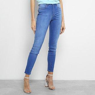 4ff2b45cb Calça Jeans Skinny Colcci Kim Estonada Cintura Média Feminina