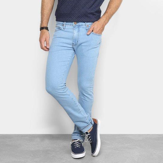 67bc7883e Calça Jeans Skinny Colcci Felipe Masculina - Azul Claro