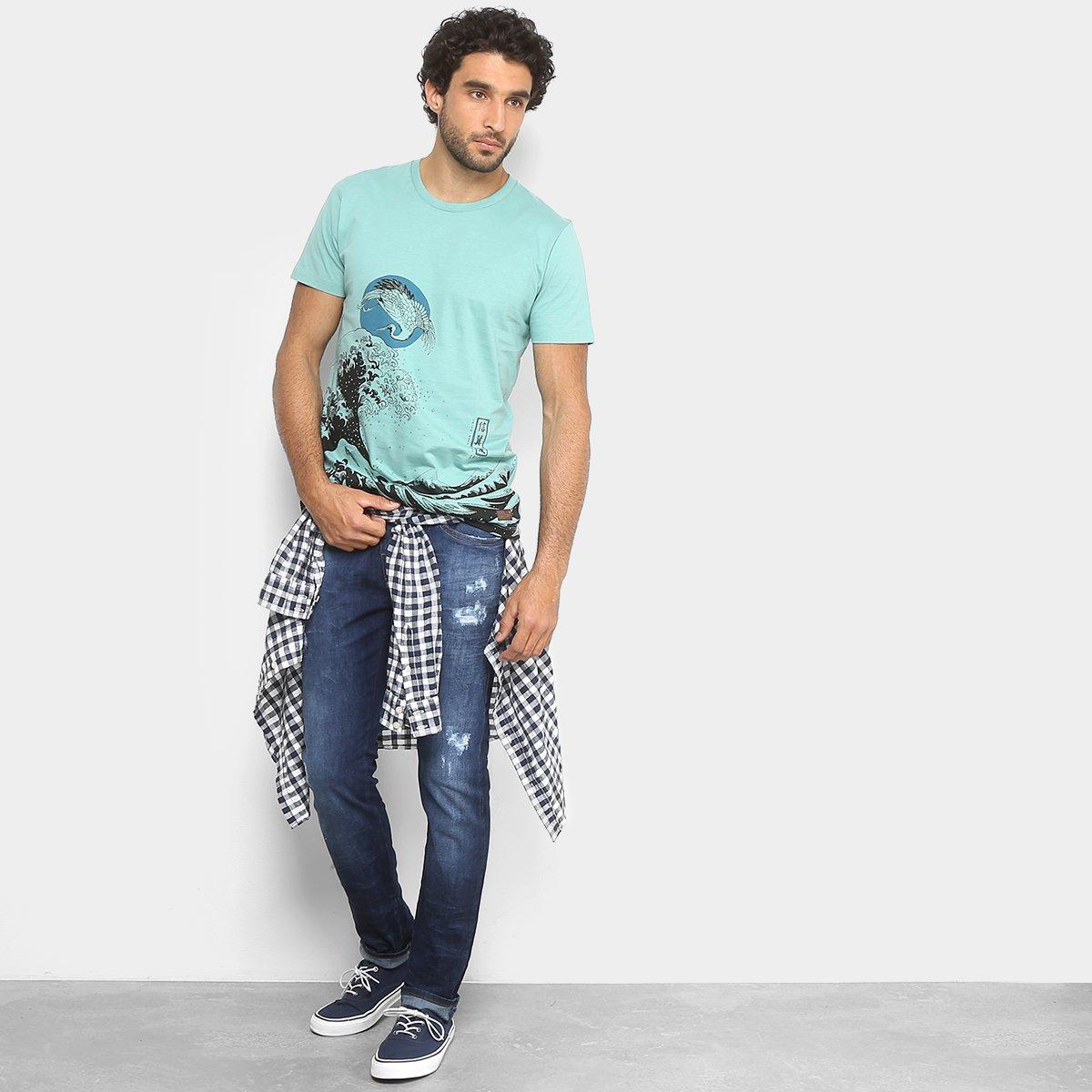 112ccc8af Calça Jeans Skinny Colcci Felipe Estonada Puídos Masculina | Livelo -Sua  Vida com Mais Recompensas