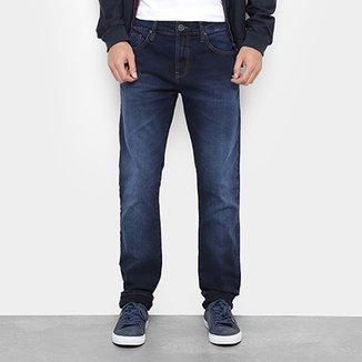 83246ea48 Calça Jeans Reta Colcci John Estonada Masculina