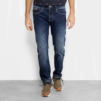 Calça Jeans Slim Colcci Alex Estonada Masculina 7acaad72d0f93