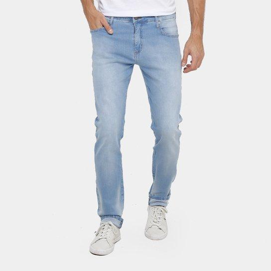 c5f0bcb2a Calça Jeans Slim Forum Paul Indigo Masculina | Zattini