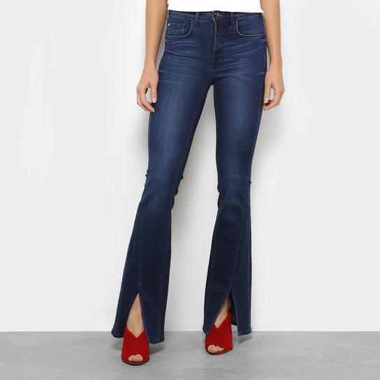 5299cb3fe Calça Jeans Flare Forum com Fenda Feminina - Jeans | Zattini