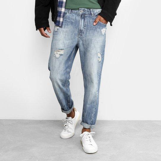 1cf62eb13 Calça Jeans Reta Ellus Geek Rasgos Stone Masculina - Jeans - Compre ...