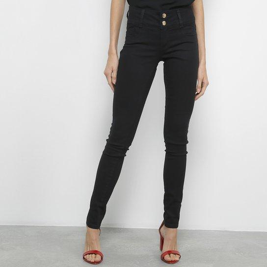 c0f737ed5 Calça Super Skinny Sawary Cintura Média Feminina - Compre Agora ...
