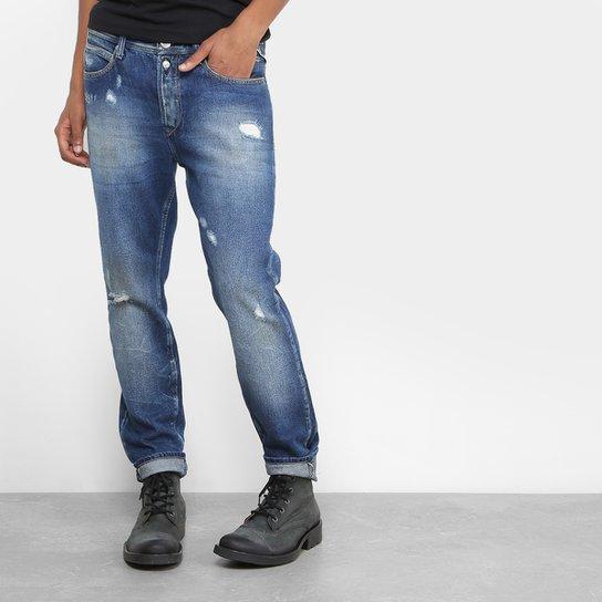 2848f6d73b Calça Jeans Skinny Replay Vintage Masculina - Jeans