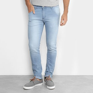 Calça Jeans Skinny Coffee Marmorizada Masculina 108b24c6cd820