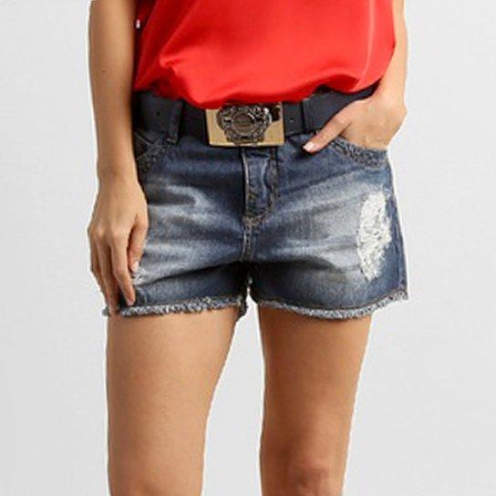 d63a97b20 Short Jeans Dimy Boyfriend c/ Cinto | Zattini