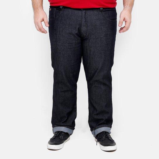 4215bc3ef Calça Jeans Slim Biotipo Fit Plus Size Masculina   Zattini